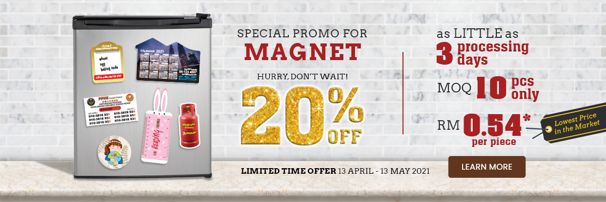 SPECIAL PROMO for Magnet | Low Price, Low MOQ!