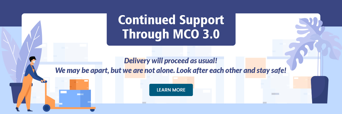 Continued Support Through MCO 3.0