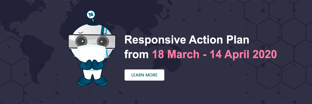 Responsive Action Plan from 18 March - 14 April 2020